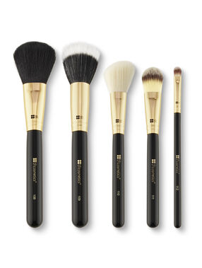 Set de 5 pinceaux visage Essential Brush