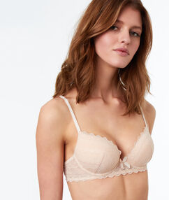 Soutien-gorge n°1 - magic up beige.