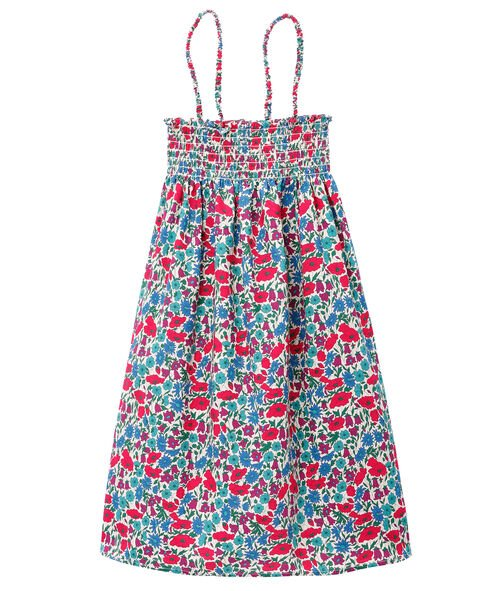 Robe fillette imprimé LIBERTY