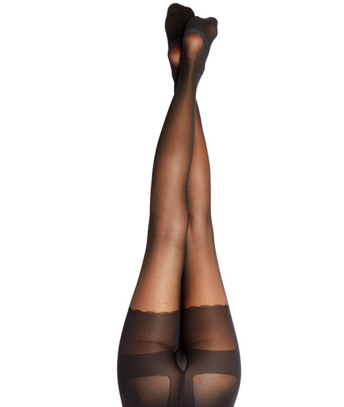 Collants sculptants fesses galbées
