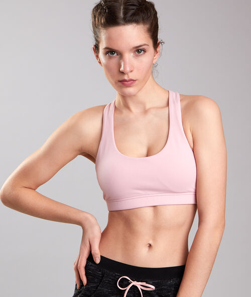 Brassière de sport maintien medium