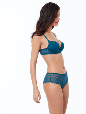 Soutien-gorge n°1 - magic up dentelle canard.