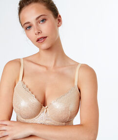 Soutien-gorge n°4 - ampliforme light or.