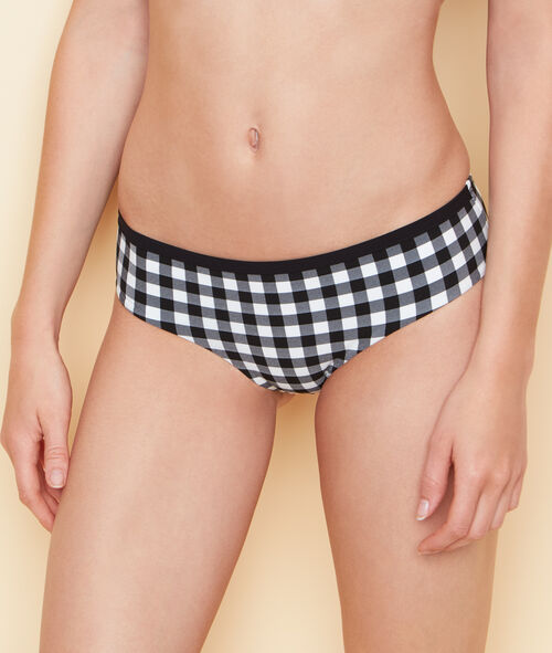 Shorty de bain vichy