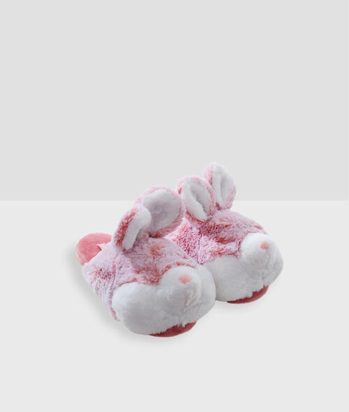 Chaussons lapins 3D