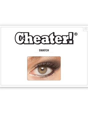 Mascara Cheater