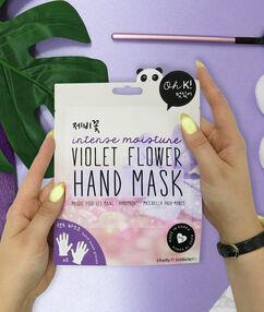 Masque hydratant pour les mains
