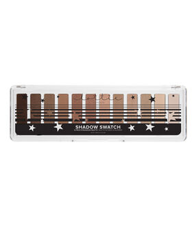 Shadow Swatch Palette fards à paupières - The Nudes