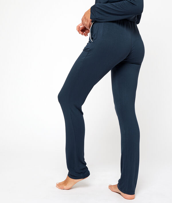 Pantalon en viscose