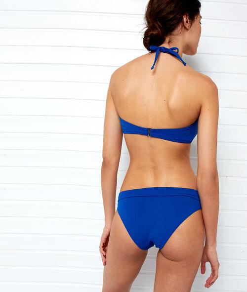 Haut de maillot de bain push-up