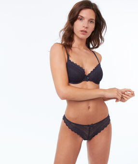 Soutien-gorge n°4 - ampliforme light anthracite.