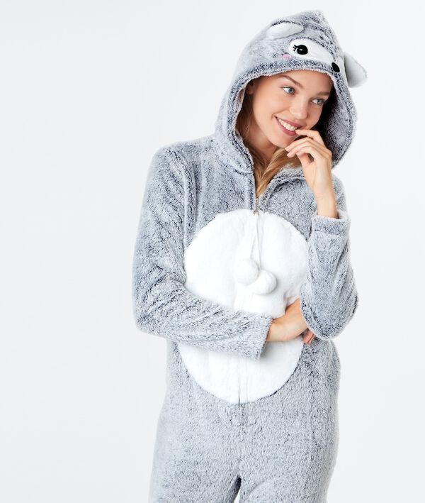 Combinaison pyjama doudou