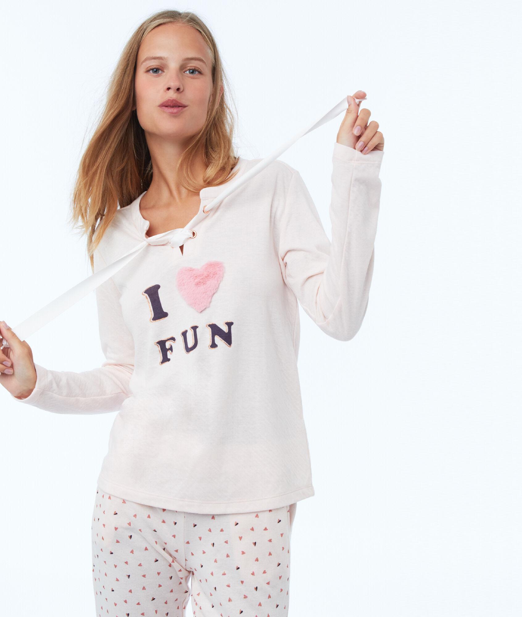Dafy Rose Homewear Homewear Etam Dafy Sweat Rose Sweat Etam Sweat 1qw0I df68cd1c264