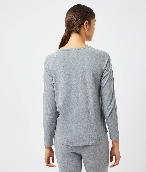 """T-shirt """"Lazy forever"""";${refinementColor}"""