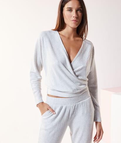 Top cache-coeur loungewear;${refinementColor}