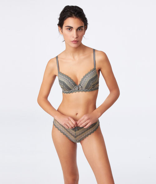 Soutien-gorge N°1 - Magic Up en dentelle