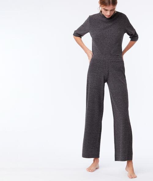 Pantalon large homewear