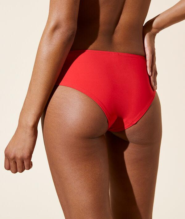 Bas de bikini shorty;${refinementColor}