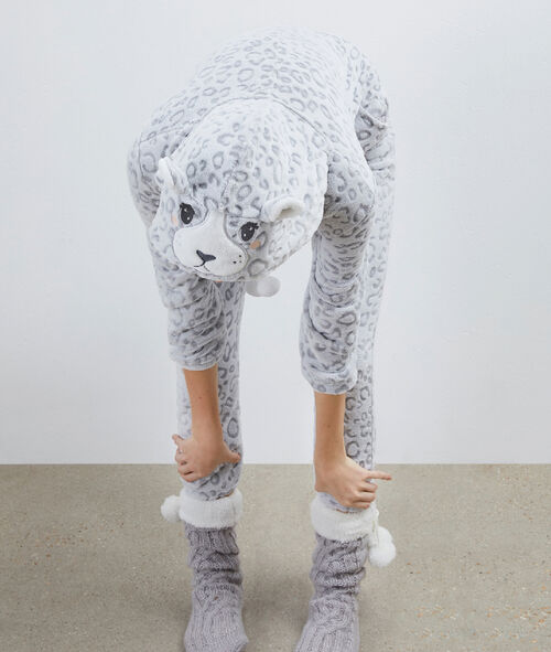 Combinaison pyjama Panthère