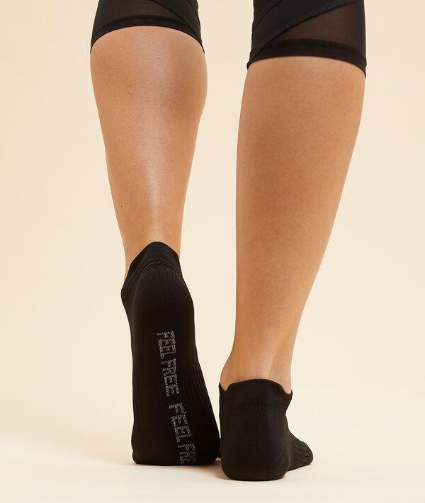"""2 paires de chaussettes de sport """"Feel Free"""";${refinementColor}"""