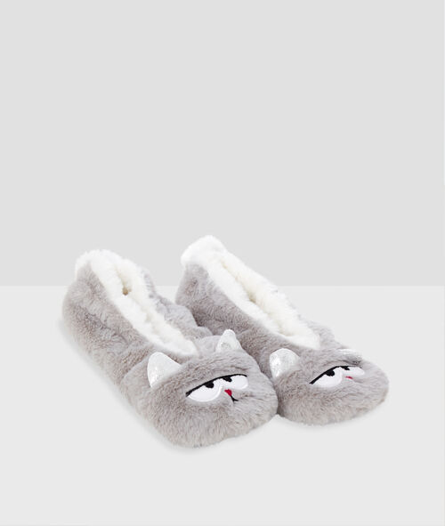 Chaussons souples chats
