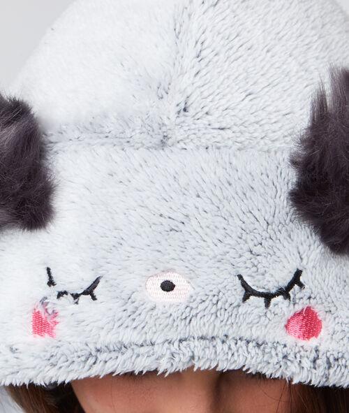 Veste koala ultra douce