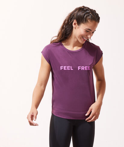 "Top de training ""Feel Free"";${refinementColor}"