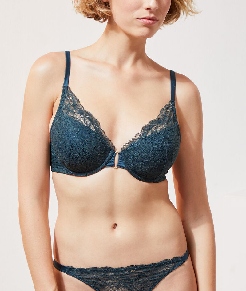 SOUTIEN-GORGE N°6 - TRIANGLE COQUES FINES