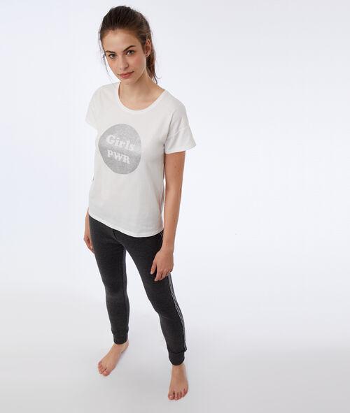 "T-shirt ""Girl Pwr"""