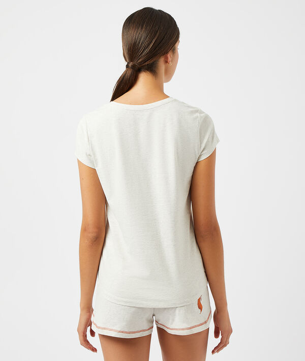 "T-shirt ""Good mood"";${refinementColor}"