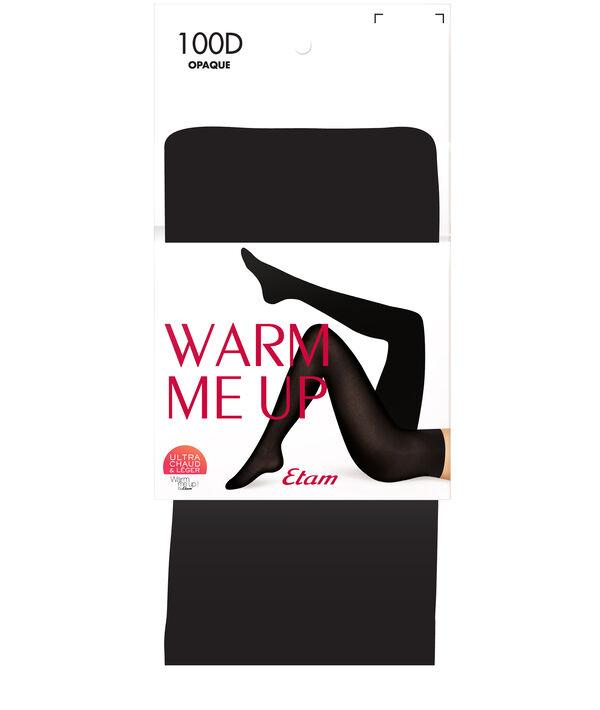 Collant opaque warm me up effet thermique - 100D;${refinementColor}