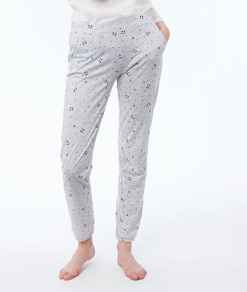 Pyjama 3 pièces Super Panda