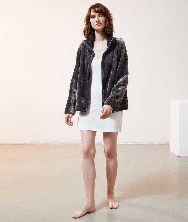 Veste polaire homewear;${refinementColor}