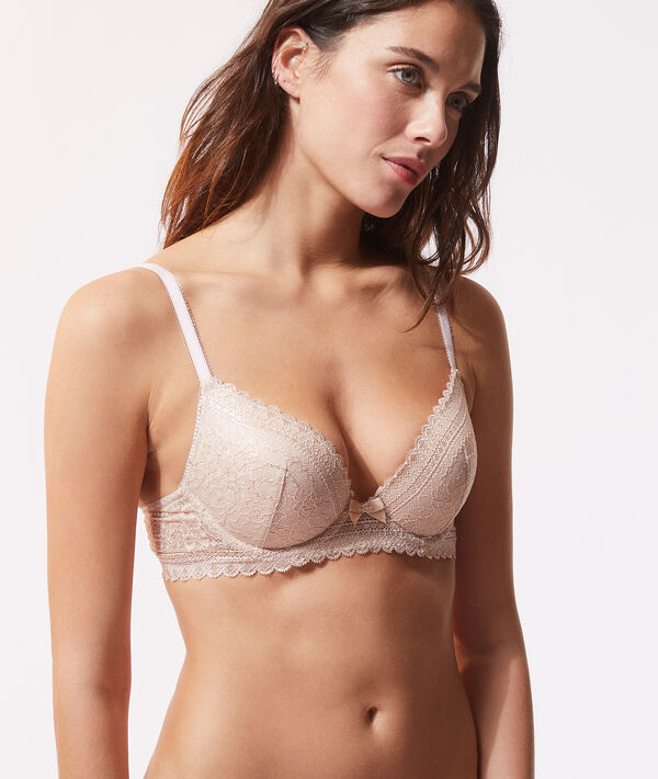Soutien-gorge N°2 - Push-up plongeant irisé;${refinementColor}