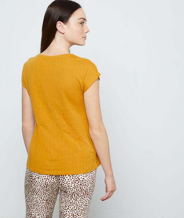 T-shirt manches courtes;${refinementColor}