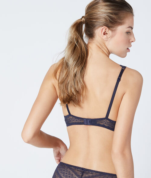 Soutien-gorge N°3 - Triangle Push Up