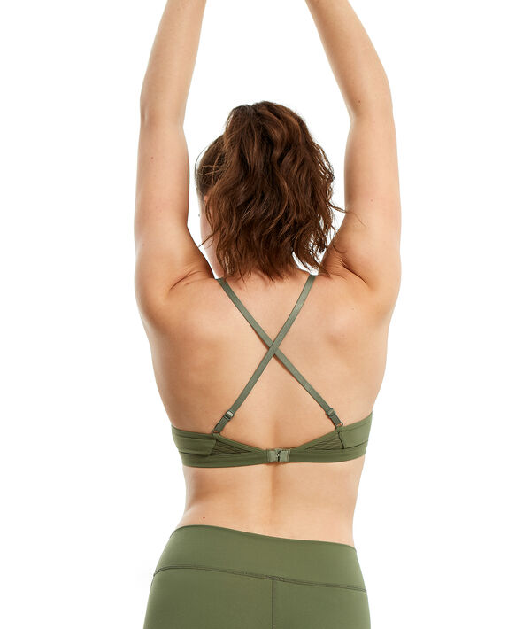 Brassière de yoga - Maintien médium