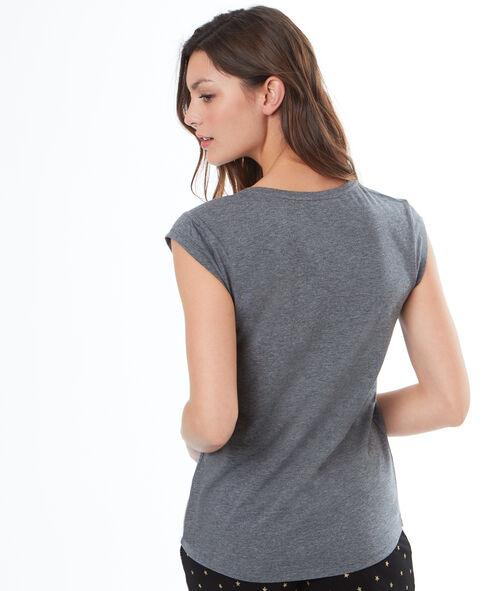 T-shirt imprimé super-heroines