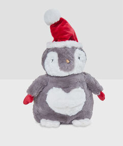 Range pyjama pingouin gris.
