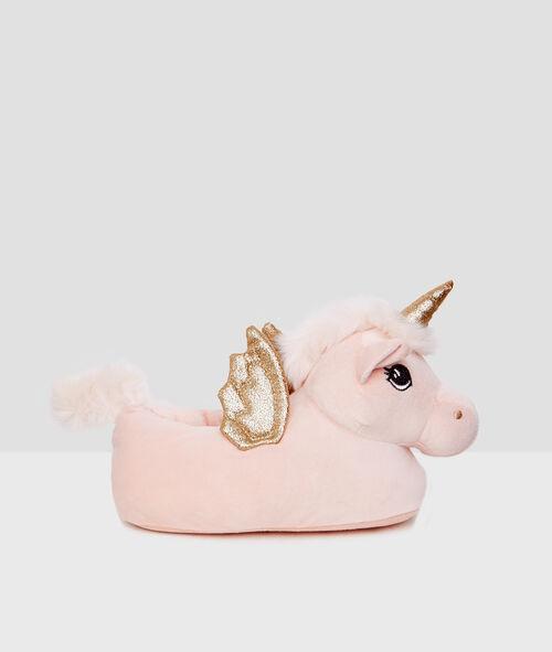 Mules 3D licornes