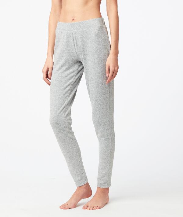 Pantalon leggings chiné