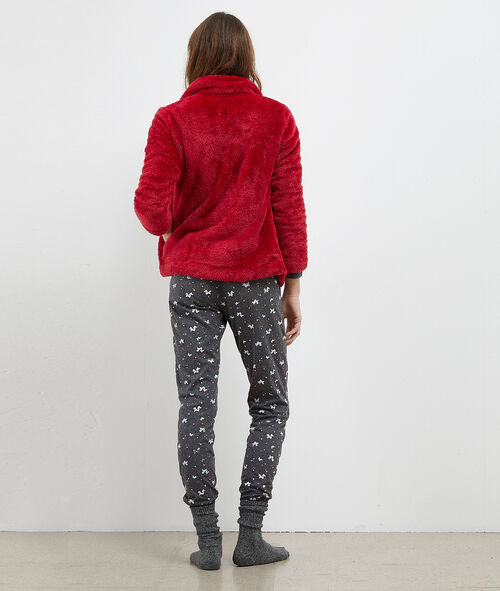 """Pyjama 3 pièces Chien """"Jingle Belle"""""""