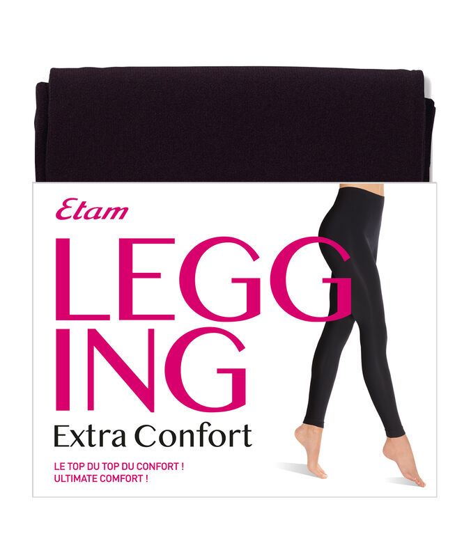 Leggings noir.