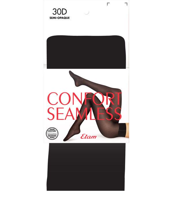 Collant sans couture confort seamless  - 30D;${refinementColor}