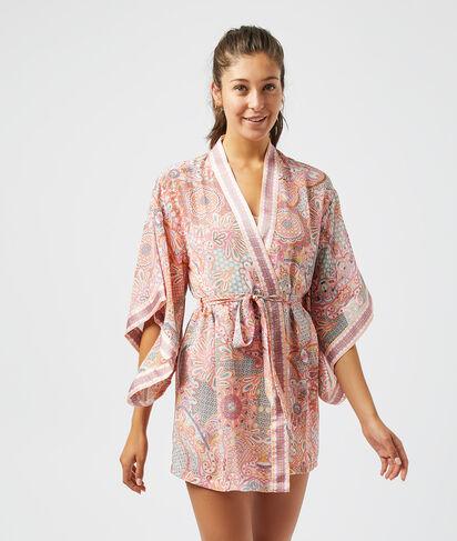 Kimono Femme Nuit Collection Kimonos De Nuit Satin Etam