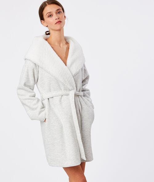 Déshabillé homewear à capuche