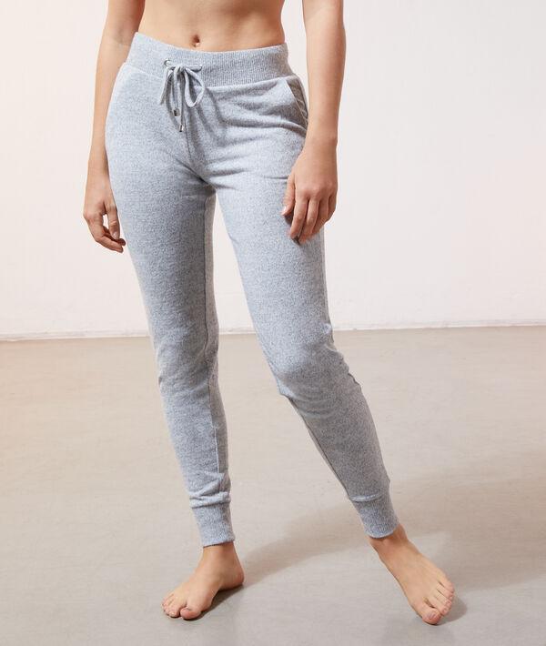 Pantalon loungewear à lacet;${refinementColor}