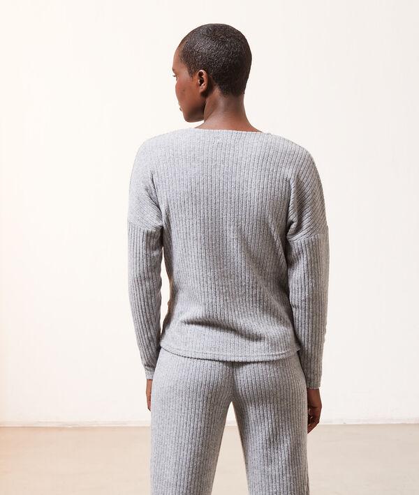 Top cache-cœur loungewear;${refinementColor}