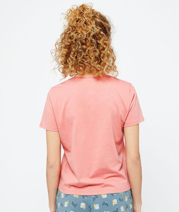 """T-shirt imprimé """"WAX"""";${refinementColor}"""
