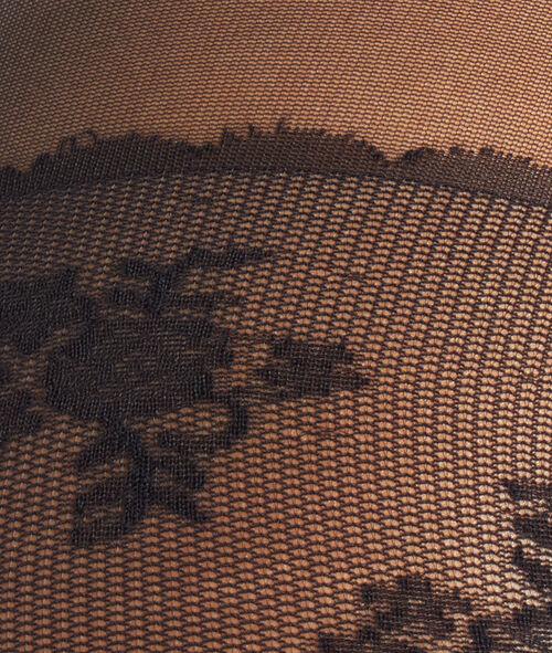 Collants sculptants ventre plat 15D